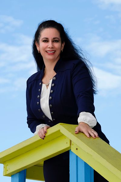 Connie Barrera, CISO, Jackson Health System
