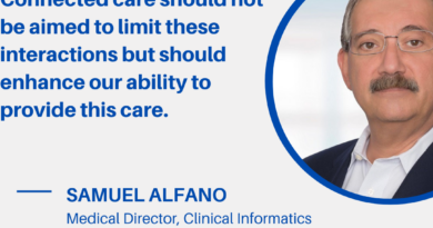 Samuel Alfano, Medical Director, Clinical Informatics at Crozer Keystone Health System