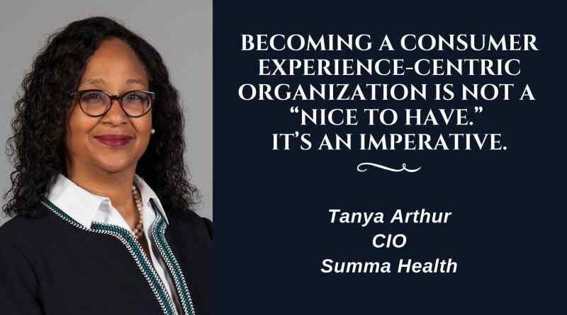 Tanya Arthur, CIO, Summa Health