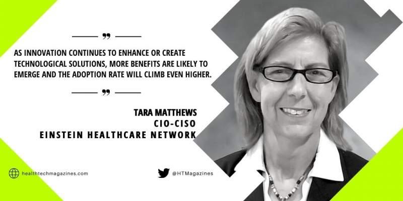 Tara Matthews, CIO-CISO, Einstein Healthcare Network