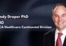 Andy Draper PhD, CIO & Dr. Mark Radlauer, CMIO at HCA Healthcare Continental Division