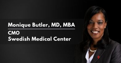 Monique Butler, MD, MBA, CMO, Swedish Medical Center