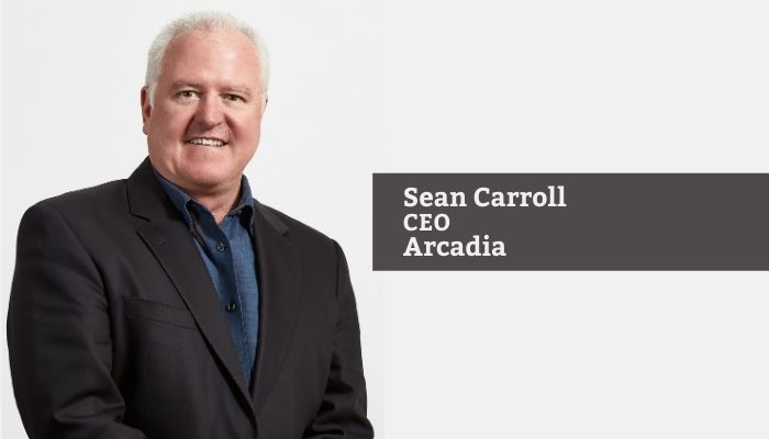 Sean Carroll, CEO, Arcadia