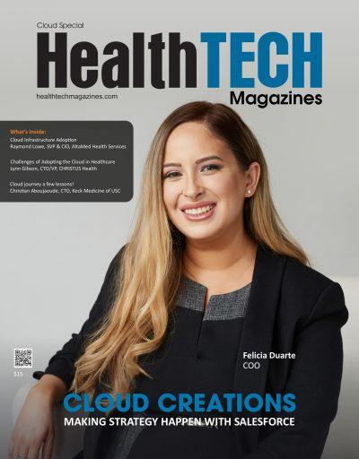 Cloud Magazine Cover_HealthTech Magazines_2021