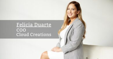 Felicia Duarte, COO, Cloud Creations