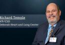 Richard S. Temple, VP/CIO, Deborah Heart and Lung Center