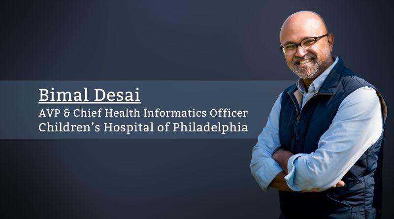 Bimal Desai Children's Hospital of Philadelphia