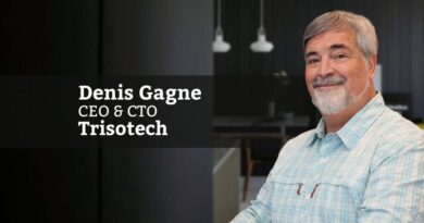 Denis Gagne, Founder, CEO, and CTO of Trisotech