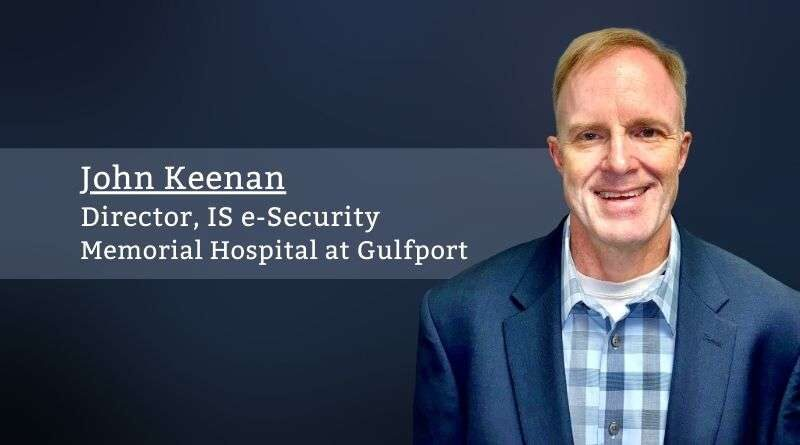John Keenan_Memorial Hospital at Gulfport