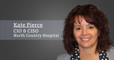 Kate Pierce, CIO & CISO, North Country Hospital