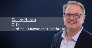 Casey Hossa, CIO, Cardinal Innovations Healthcare
