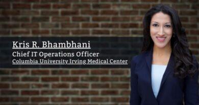 Kris Bhambhani_Columbia University Irving Medical Center