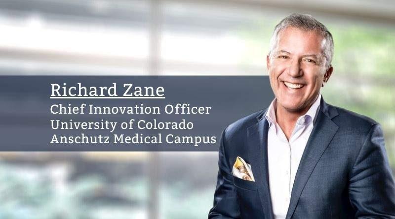 Richard Zane, M.D., Chief Innovation Officer