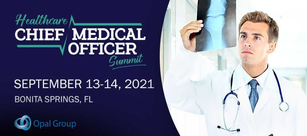 Healthcare Chief Medical Officer Summit