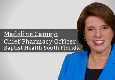 Madeline Camejo, Pharm.D., VP of Pharmacy Services & Chief Pharmacy Officer, Baptist Health South Florida