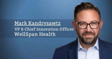 Mark Kandrysawtz, VP & Chief Innovation Officer, WellSpan Health